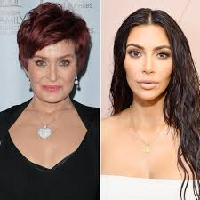 recent nude celebrity photos kim kardashian shares nsfw photo after sharon osbourne slams her