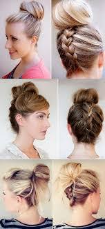 Frisuren Lange Haare Knoten by Französische Flechtfrisuren Hochsteckfrisuren Mit Knoten