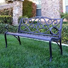 lime green garden bench green metal butterfly outdoor bench green