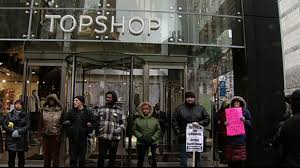 anouns target for black friday chicago il mag mile reopens after protesters block traffic stores nbc chicago