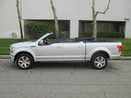 Ford F150 Truck Generations - convertible ford f 150 is real and it u0027s pretty special autoevolution