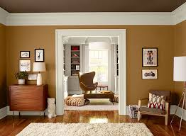 Cozy And Warm Color Schemes For Your Living Room Warm Color - Warm living room paint colors