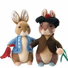 rabbit and benjamin bunny rabbit and benjamin bunny limited edition soft beatrix