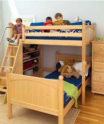 Twin Over Twin LShaped Bunk Beds By Maxtrix Kids - Maxtrix bunk bed