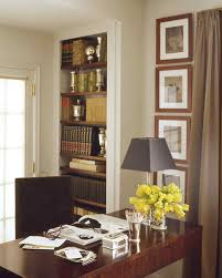 Yellow Livingroom by Neutral Rooms Martha Stewart