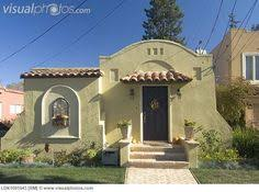 spanish style paint spanish house 5 color exterior spanish