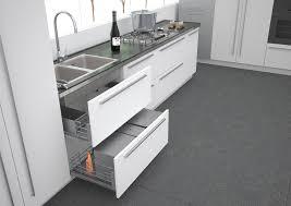 Under Kitchen Sink Storage Ideas These Type Of Drawers Under Kitchen Sink But Different Drawer