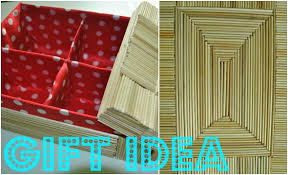 top easy and attractive diy projects using bamboo fall home decor bamboo sticks for crafts how to decorate a box with bamboo sticks gift idea youtube