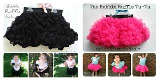 How To Make A Ruffled Valance 45 Diy Tutu Tutorials For Skirts And Dresses