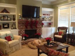 christmas design living room christmas tree pottery barn modern