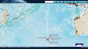 Indian Ocean Map Unusual Vessel Behavior In The Mh370 Search Area U2013 Skytruth