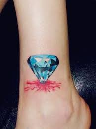 diamond tattoo ink addicts pinterest diamond tattoos gem