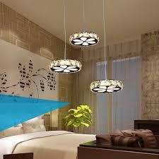 hanging lights for dining room led modern crystal pendant lights retro 3 lights dining room bar