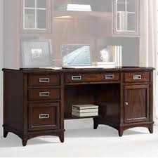 computer desk and credenza credenza desks you ll love wayfair