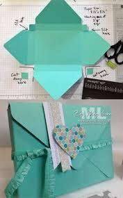 envelope punch board card box tutorial lovensts