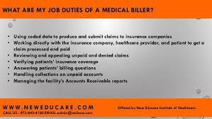 medical coding duties medical billing coder job description and