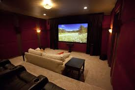 home theater in basement surround sound boulder the boulder home theater company