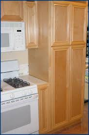 unfinished kitchen pantry cabinets kitchen cabinets with pantry surround maple pantry unfinished