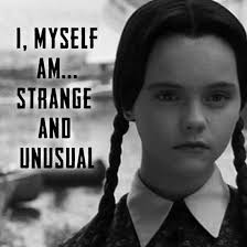 Wednesday Addams Meme - yep so deal with it humans silly memes pinterest