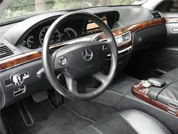 2014 S550 Interior Coal 2007 Mercedes Benz S550 U2013 Bertha Benz Rides Again