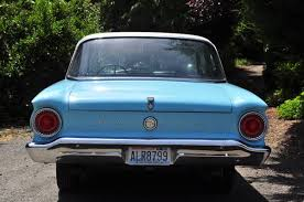 ford falcon tail lights original raptor 1962 ford falcon rusty but trusty