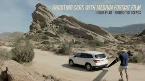 honda pilot commercial honda pilot shooting cars with medium format bts on vimeo