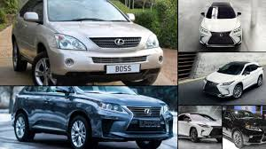 lexus rx 400h used car sale lexus rx all years and modifications with reviews msrp ratings