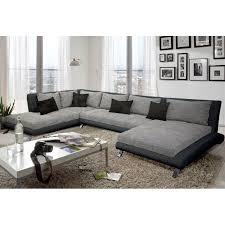 canapé d angle gris canapé panoramique cayen