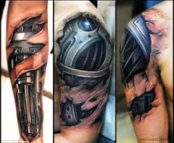 3d tattoo hand 29 full image