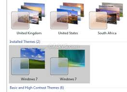 windows 7 desktop themes united kingdom how to show actual theme names in windows 7 desktop properties askvg