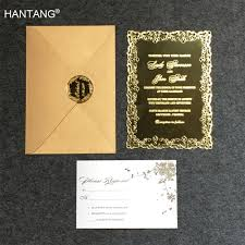 online get cheap golden wedding anniversary invitations