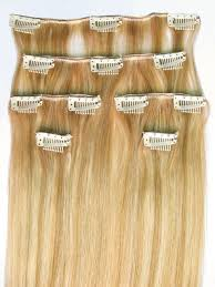 hair clip ins different types and methods of hair extensions crown hair
