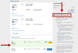 United Flight Change Policy by United Airlines Basic Economy Limitations Not Clear On Expedia