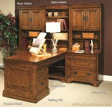Partner Desk Home Office American Classics Modular Partner S Desk