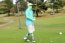 golfer halloween costume cgoc hosts halloween golf tournament u003e shaw air force base