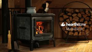 fireplace wood burning stove hearthstone mansfield vol 1 short ver