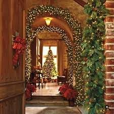 Archway Christmas Decorations by 200 Best Home For Christmas Images On Pinterest Christmas Ideas