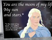 of thrones birthday card 19 of thrones greeting cards to kill with kindness