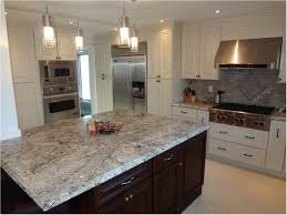 wood countertops white kitchen island with granite top lighting