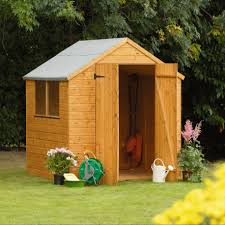garden decor astonishing shed for garden decoration using light