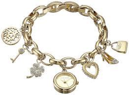 anne klein bracelet images Anne klein women 39 s 10 7604chrm swarovski crystal gold jpg