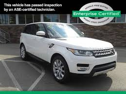 used white land rover for sale edmunds
