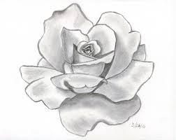simple flower designs pencil drawing drawing art u0026 skethes