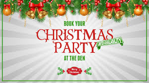 host your christmas party at the den news millwall fc