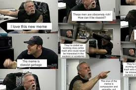 Me Me Me Signed - the american chopper meme was a good internet thing