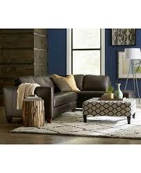 milano leather living room furniture sets u0026 pieces furniture