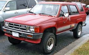 1984 Toyota Pickup - 1984 toyota 4runner information and photos momentcar