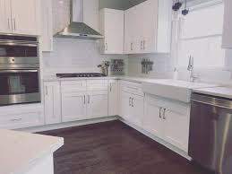 white kitchen cabinets and hardwood floors awesome smart home design
