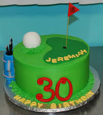 golf birthday cake a photo on flickriver