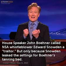 Boehner Meme - joke house speaker john boehner called nsa whistleblowe